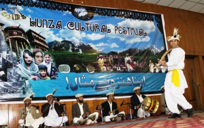 Hunza Cultural Mela concluded