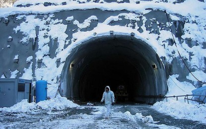 Avalanche killed seven, injured seven workers near Lowari Tunnel