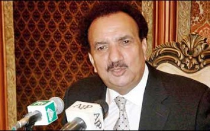 Action will be taken against perpetrators of Kohistan bus attack: Rehman Malik
