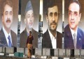 Afghan, Iranian leaders in Pakistan for summit