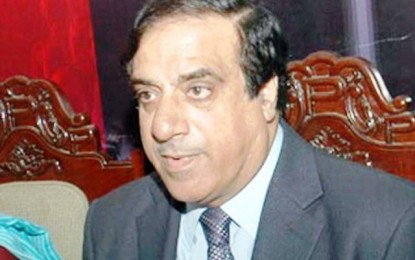 Jahangir Badar becomes a member of GB Council