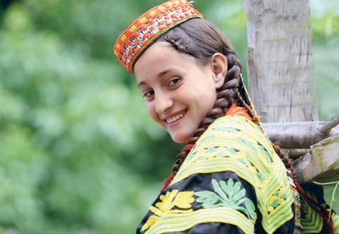14 languages spoken in Chitral