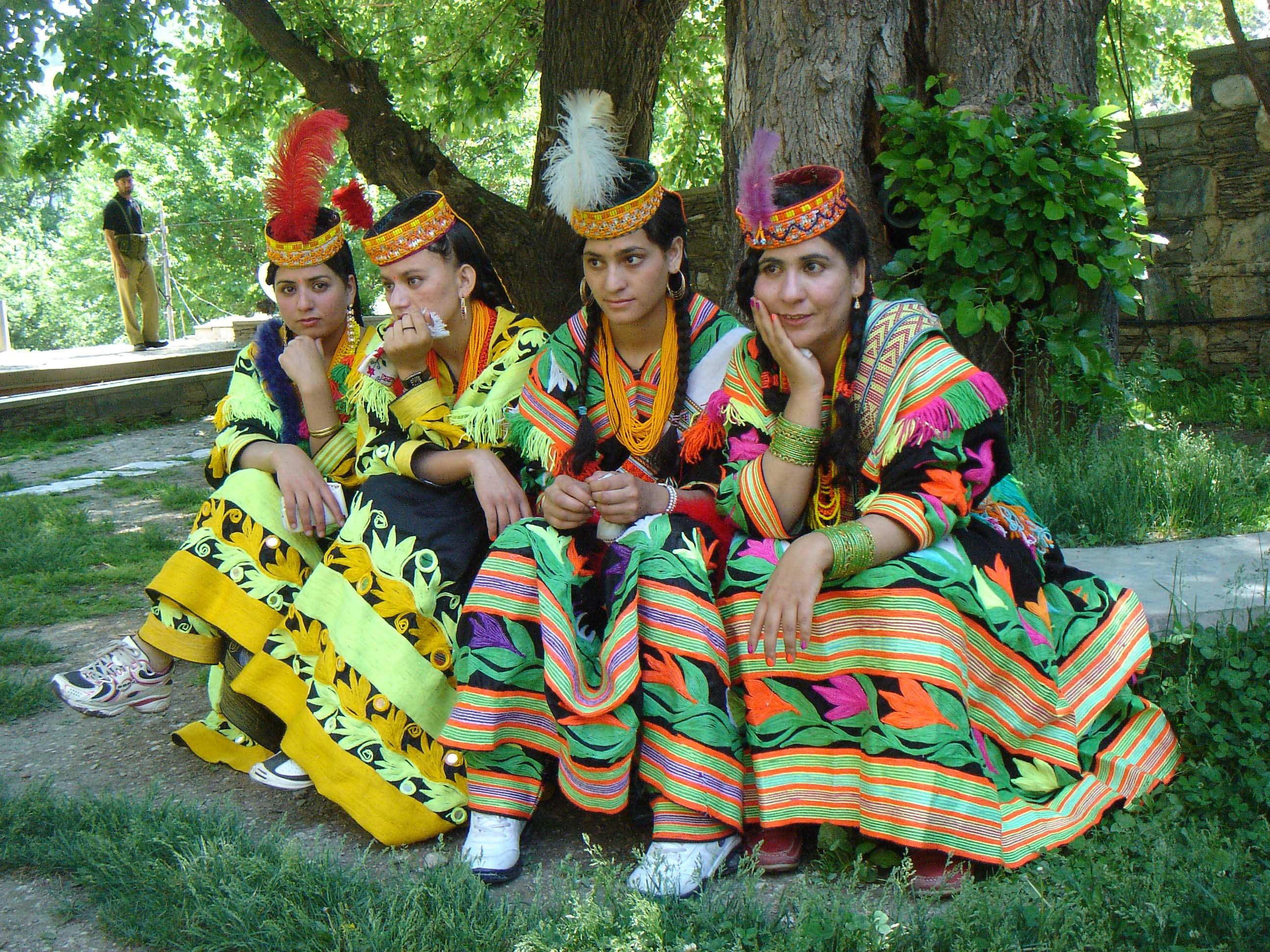 Kalash- the Chilam Joshi festival