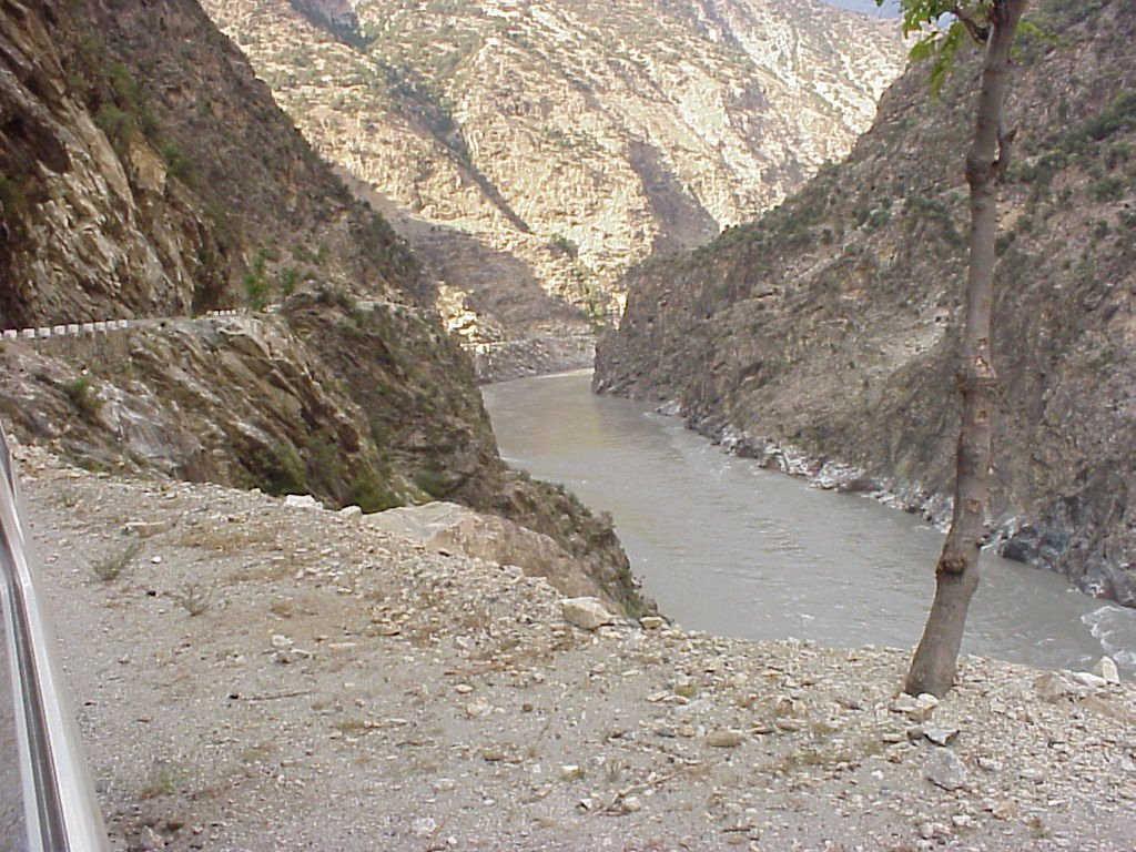 Skardu bound bus plunges into a ravine, 15 killed