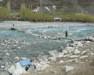 RCC bridge and Youth Center inaugurated in Chitral