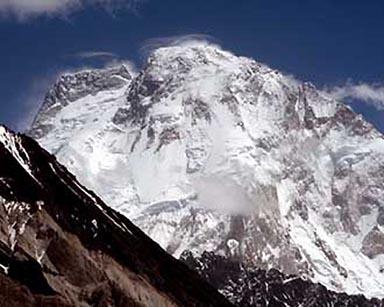Czech Mountaineer missing on Broad Peak