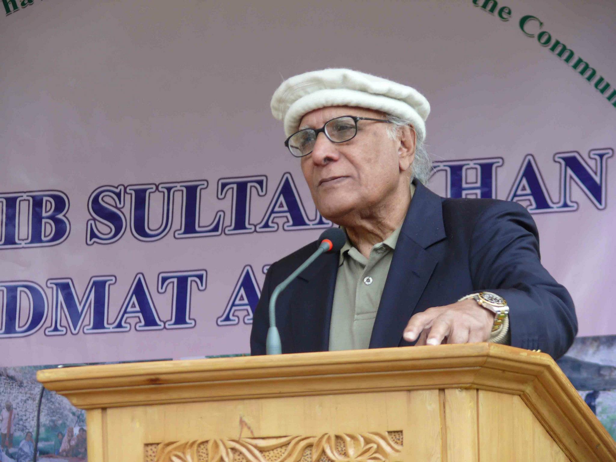 Shoaib Sultan Khidmat Award presented to local leaders