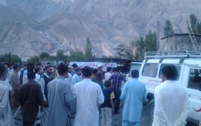 Resident of Nagar Valley shot dead in Gilgit