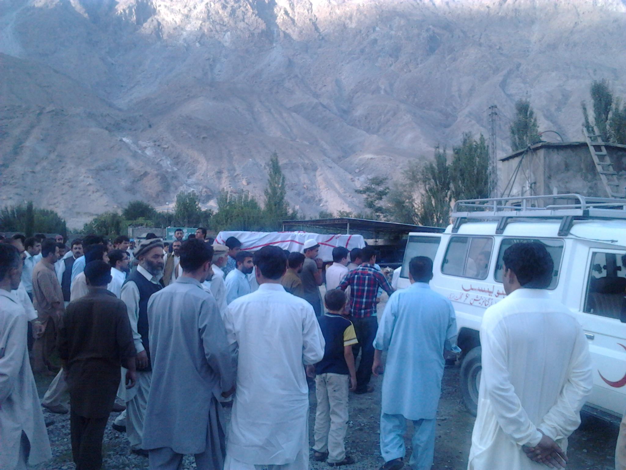 Resident of Nagar Valley shot dead in Gilgit