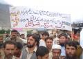 Protesters in Gilgit condemn anti-Islam film