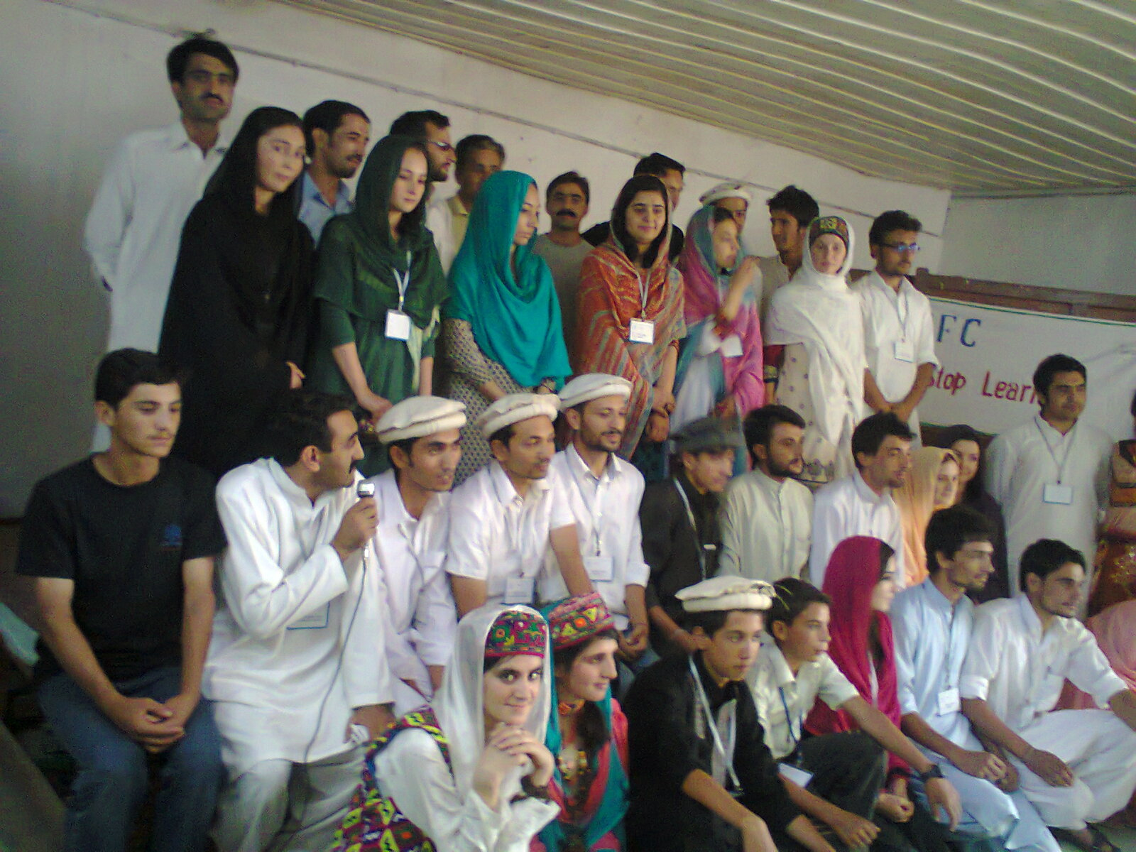 Ispru Youth Forum Chitral Organised Youth Convention