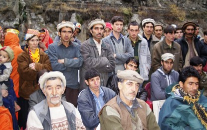 Residents of Kalash valley demand release of timber held by people of Ayun