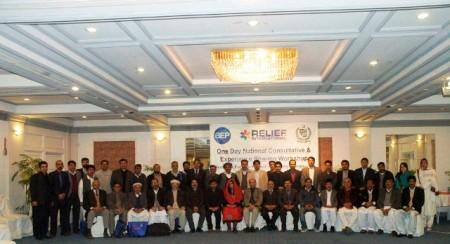 Group photo of the workshop participants