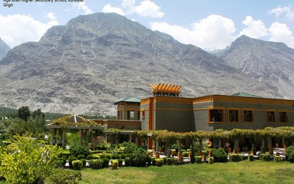 Three students of AKHSS Gilgit among winners of national Intel Science Fair