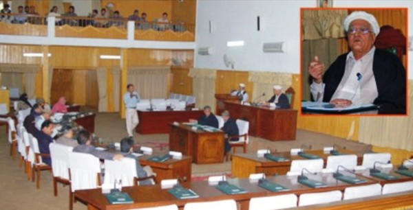 The assembly is in session. File photo