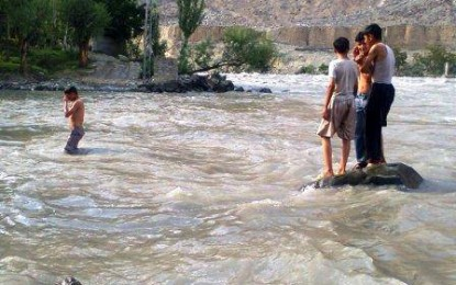 Two students of Cadet College Skardu drowned in Kachura Lake