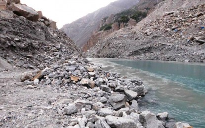 """""""Excavation of Attabad spillway completed"""", claims FWO"""