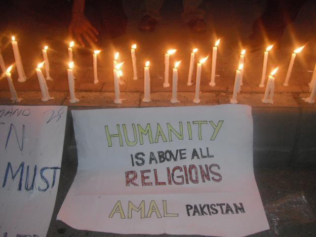 Candle Light Vigil  (6)