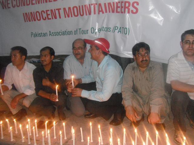 Candle Light Vigil  (7)