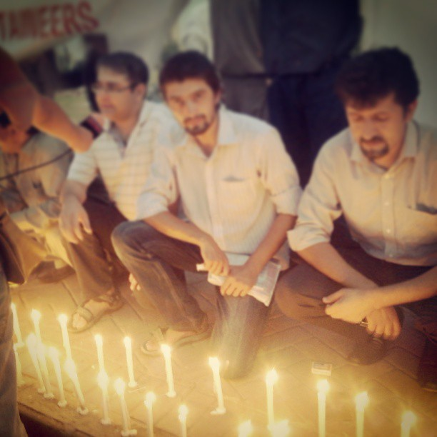 Candle Light Vigil  (8)