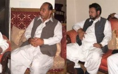 CM Gilgit-Baltistan opposes suspension of Chief Secretary and IGP