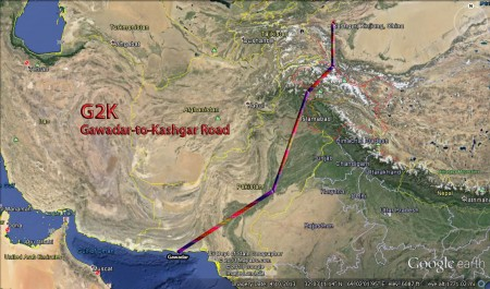 The proposed road between Gawadar and Kashgar has implications for international business