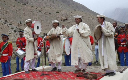 Baba Ghundi festival concluded