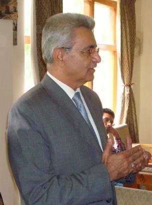 Zafar Iqbal MD Natco GB