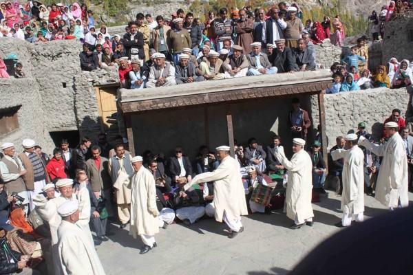Elders of Hunza