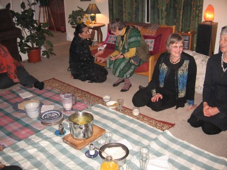 "Celebrating ""Shimshal Evening"" in New Zealand"