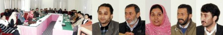 PMLN Chief Organizer promised to raise the issues faced by PRCS at different levels