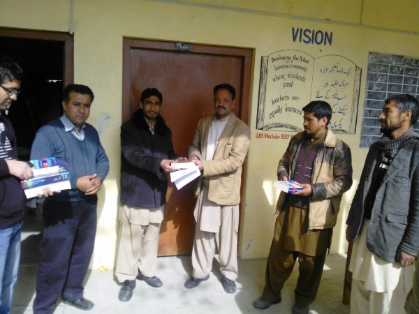Several Learning Resource Centers have been created across Gilgit-Baltistan to facilitate teaching and learning