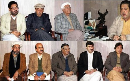 The meeting was attended by GBLA members and administration officials