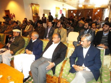 The seminar was attended by officials, civil society representatives and media persons