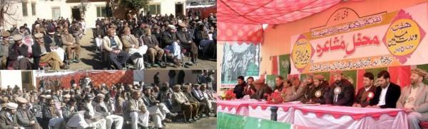 The Mushaira was organized by Imamia Organization