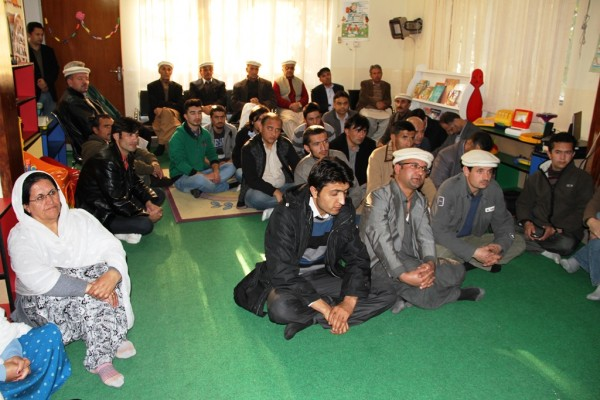The condolence reference was attended by a significant number of activists, youth leaders, students and professionals from the Wakhi community based in the twin cities