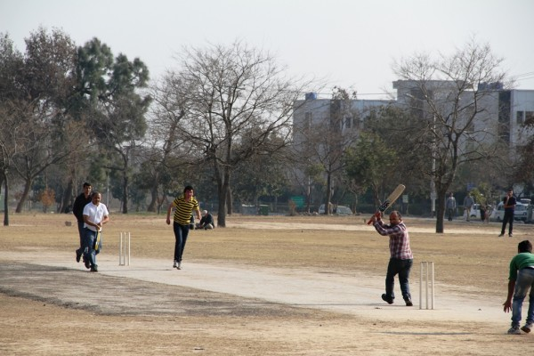 Each match is of six overs  and the tournament is being played at G-10 cricket ground