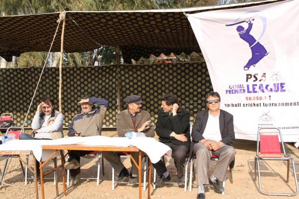 The tournament was organized by Passu Students Association