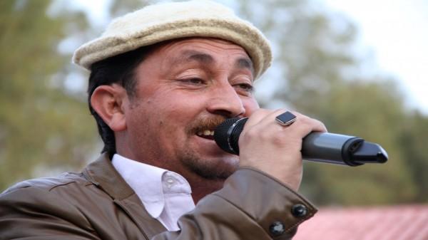 A Balti singer