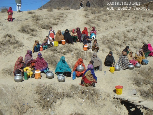 The women of Bakarabad and surrounding villages will be the biggest beneficiaries of the water supply project