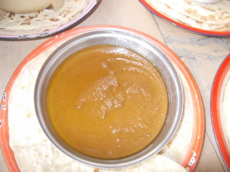 Semn is a traditional sweet cuisine prepared for the Thagam festival
