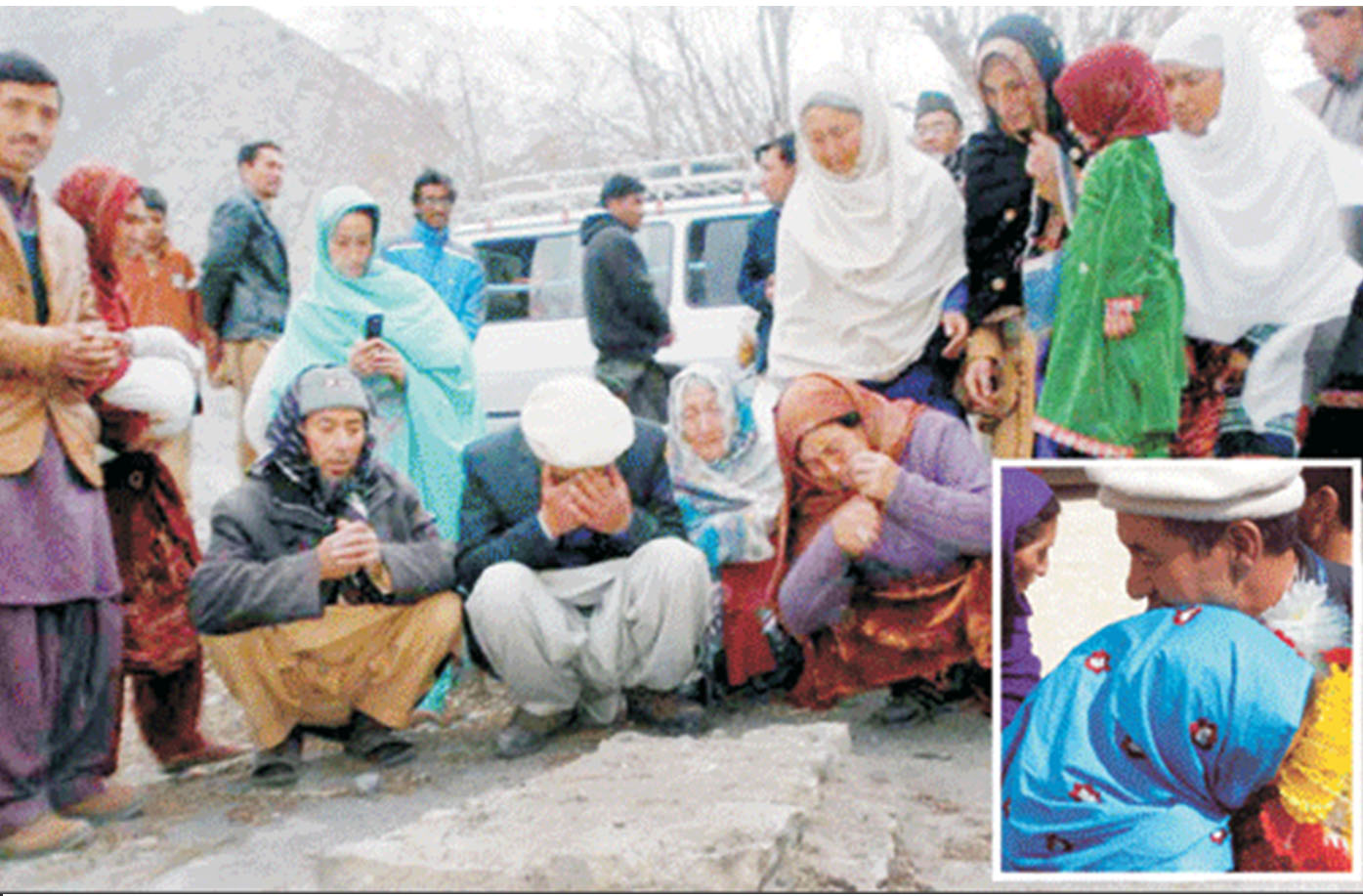 Skardu: Families separated during 1971 war reunite after 43 years