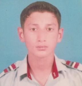 Syed Ali Maisum. File Photo