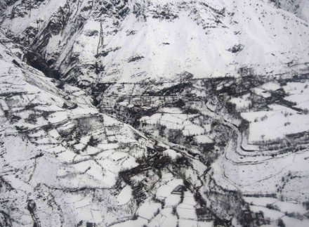 Chitral has always been prone to snow avalanche disasters. In the past dozens of people have lost their lives in similar incident. File Photo