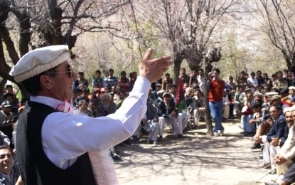 Sardar Hussain promises transparency and development in Upper Chitral