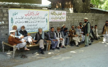 Residents of Ayun Valley go on hunger strike against Timber mafia