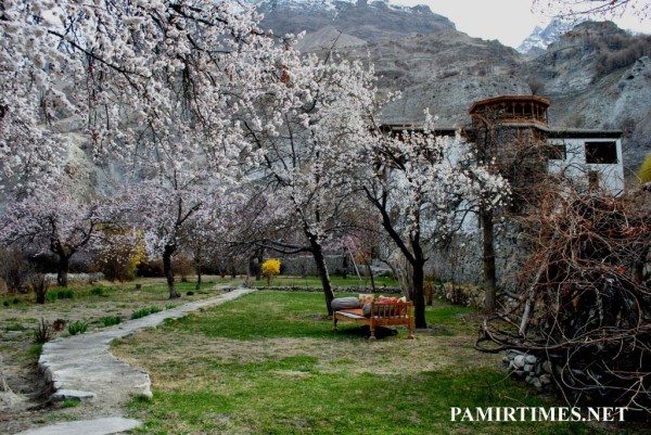 Khaplu Palace, Ghangche District, Baltistan