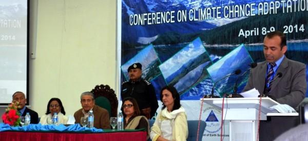 The concluding ceremony was attended by GB Governor Syed Pir Karam Ali Shah and VC KIU Dr. Najma Najam