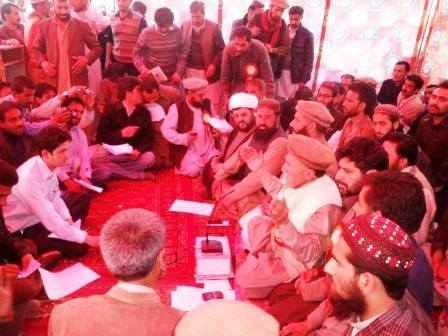 Long March in 48 hours if demands are not met: Awami Action Committee