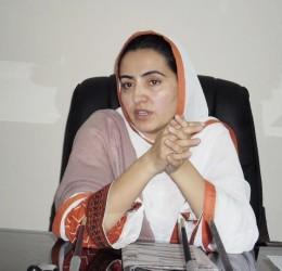 Sadia Danish, Information Minister Gilgit-Baltistan